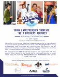 Baltimore Children's Business Fair at the Baltimore Museum of Industry on October 2nd at 11am